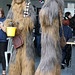 Chewbacca twice!!