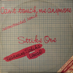 STRIKE ONE:CAN'T TOUCH ME ANYMORE(JACKET B)