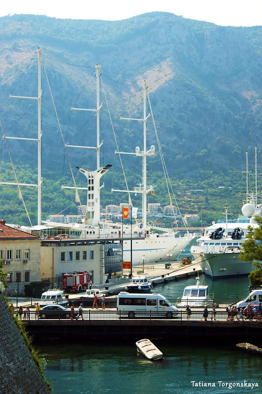 Порт в Которе