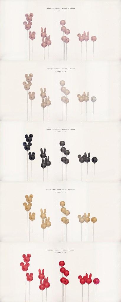 [ keke ] balloons