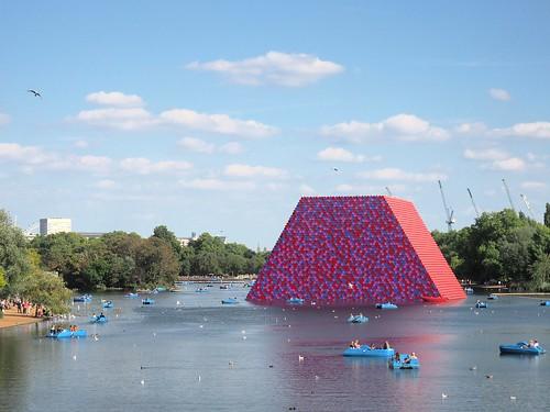 The Mastaba, Hyde Park, London