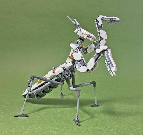 LEGO Mech  Mantis ver2-04