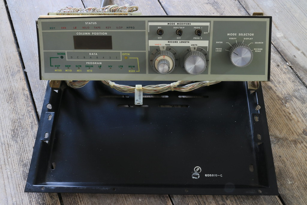 Potter Instrument KDR/KB 3100A (Micro Switch 51RW1-2