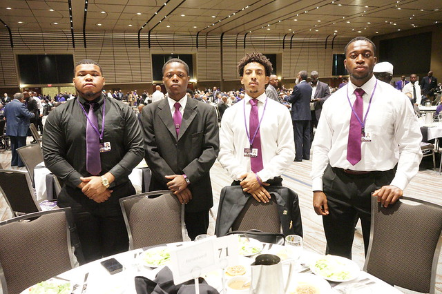 81st Grand Conclave - Undergrad Luncheon