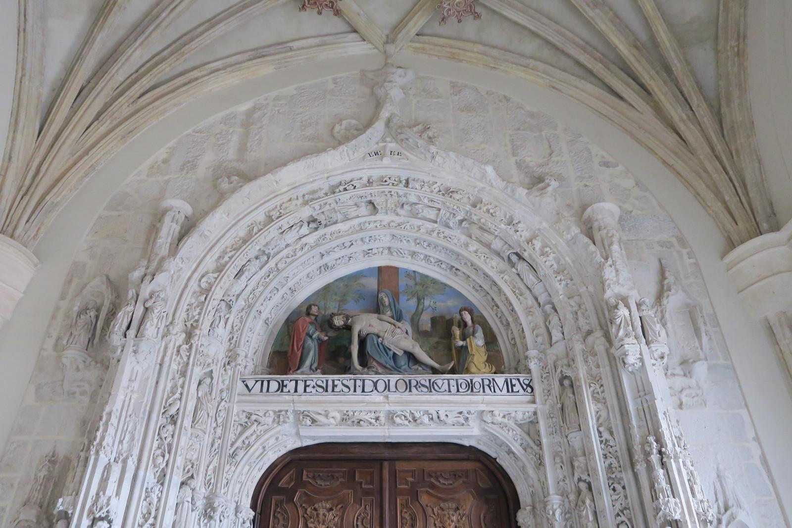 Rascafría - Monasterio de El Paular