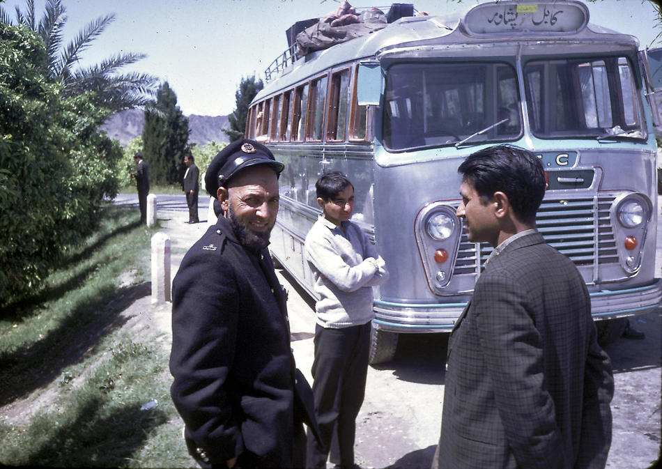 Color Photos of Afghanistan in The 1960s by Bill Podlich (13)