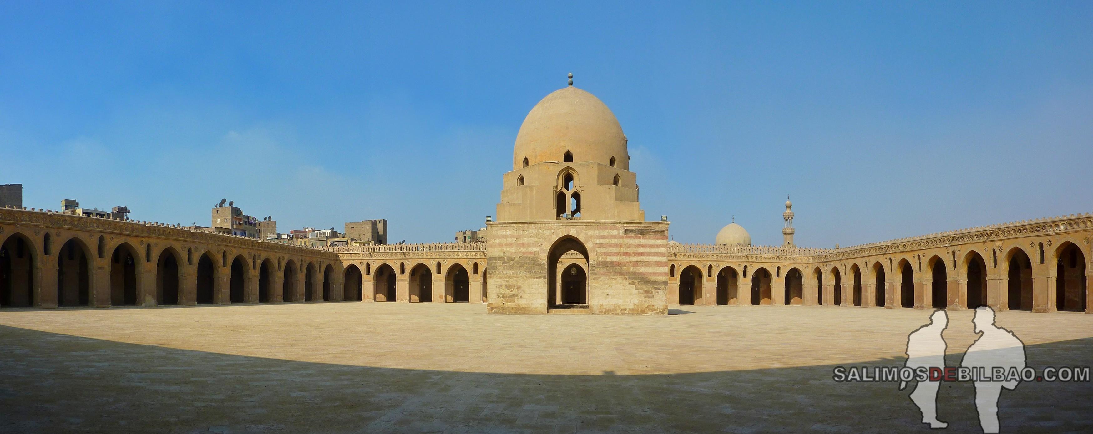 0012. Pano, Mezquita de Ahmad Ibn Tulun, Cairo