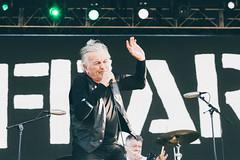 Fear en Riot Fest Chicago 2018