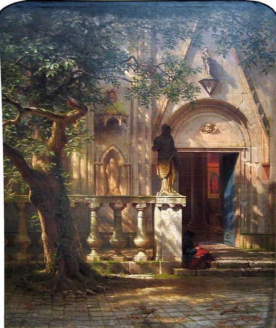 Sunlight and Shadow, 1862
