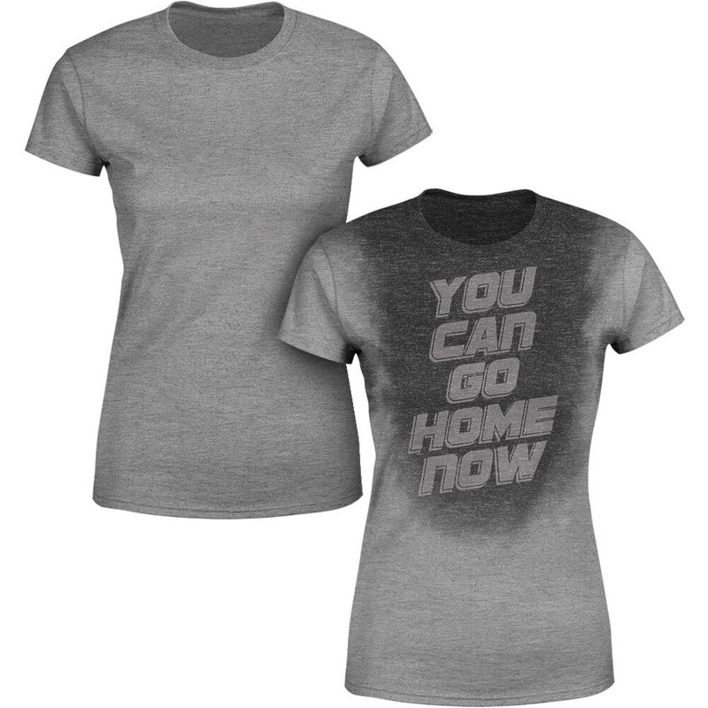 You Can Go Ho Ho Home NowGym Fitness Mens Sweat Activated Motivational Tee Sh