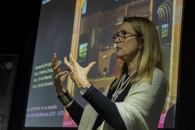 Conferencia: la experiencia del habitar
