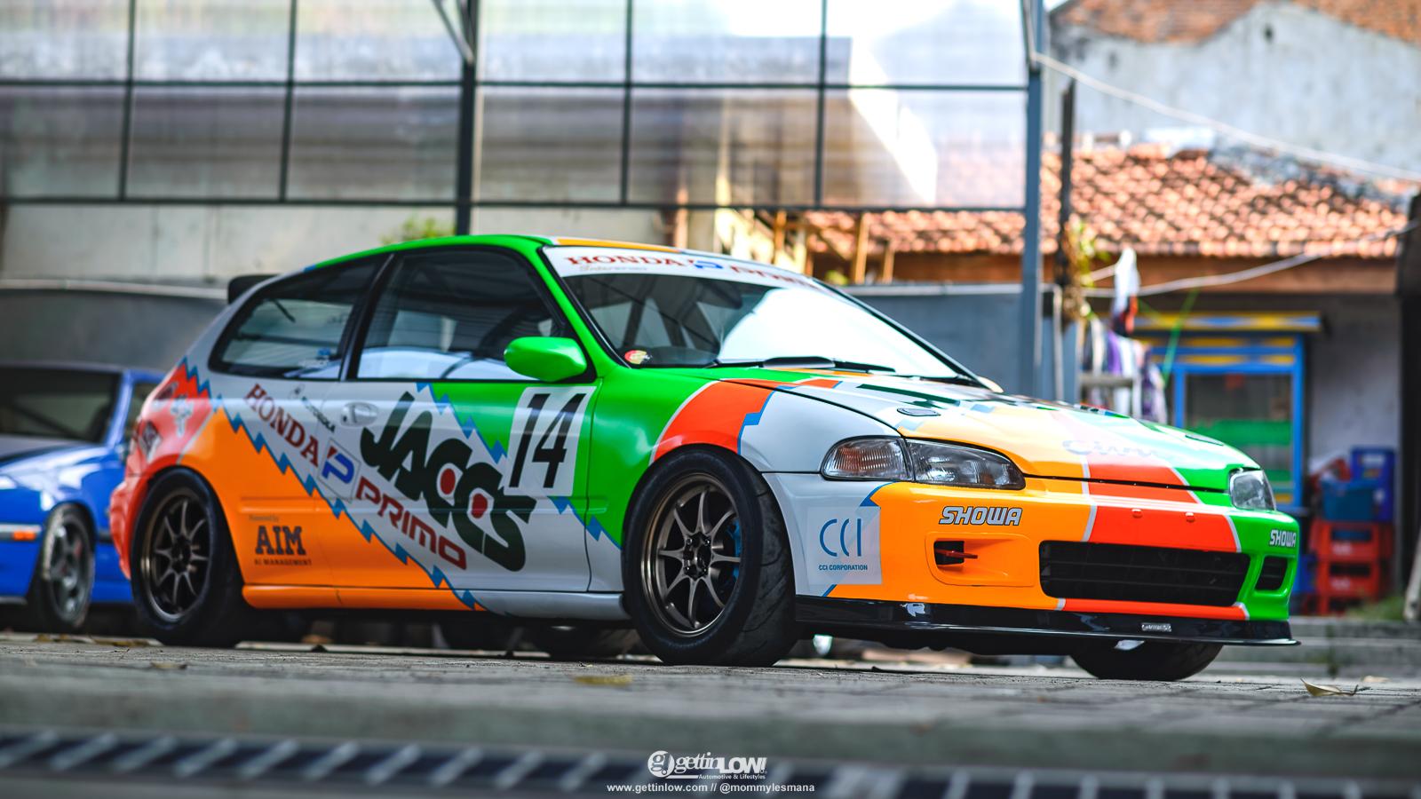 honda civic intersport iconnic car