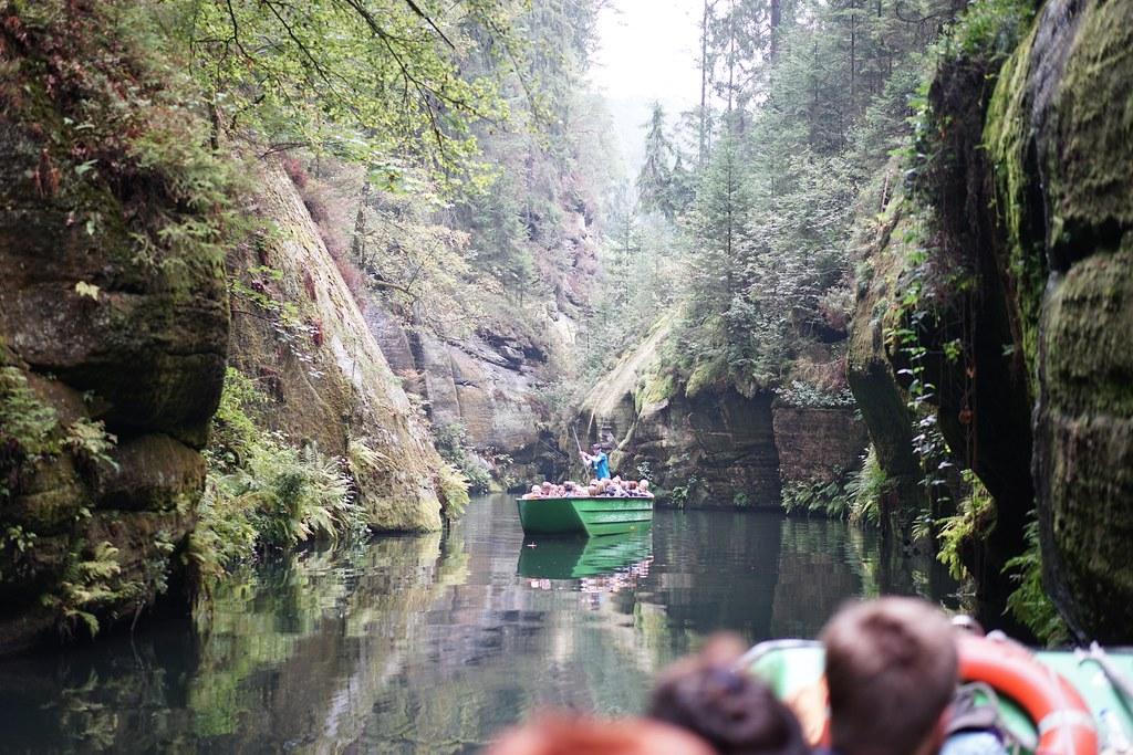 ボヘミアンスイス国立公園