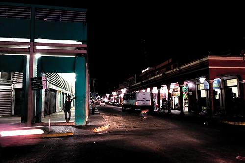 Mercado cerrado / Closed market