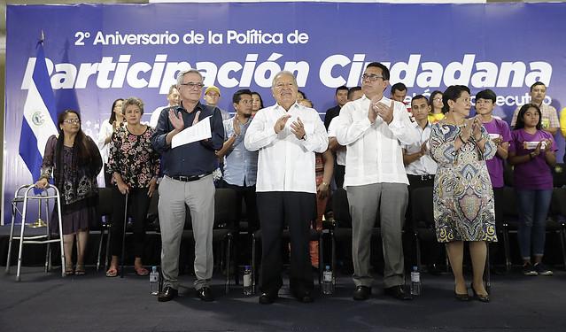Presentación de Informe de Logros y Avances de la política de Participación Cuidadana.