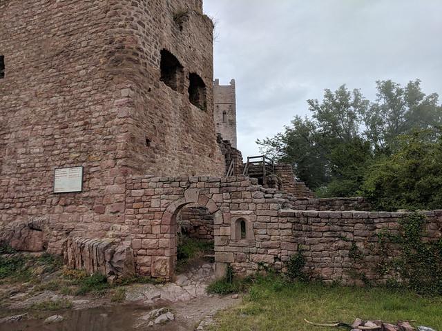 The Three Castles of Eguisheim
