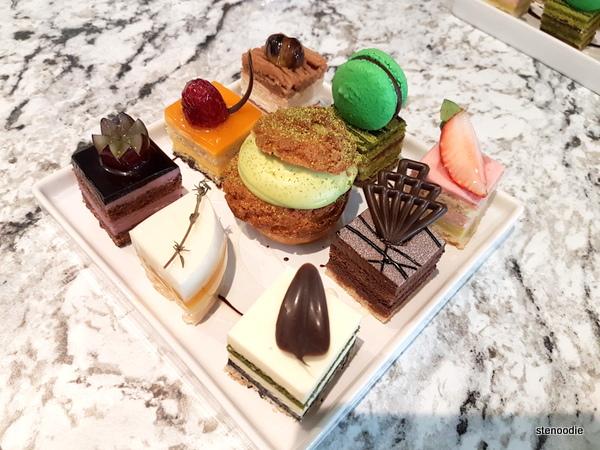 Patisserie Kirin Dessert Omakase