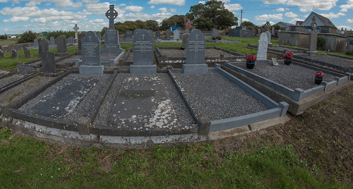 Ancient Bishops Graves at Ardfert Cathedral