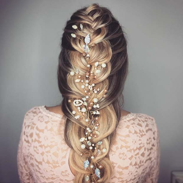 Best NYE Updo Ideas 2019 For Women- Awesome Hairstyles 2