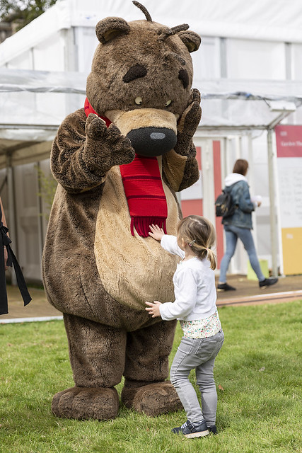 Meeting Hugless Douglas