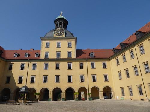 Schloss Moritzburg Zeitz