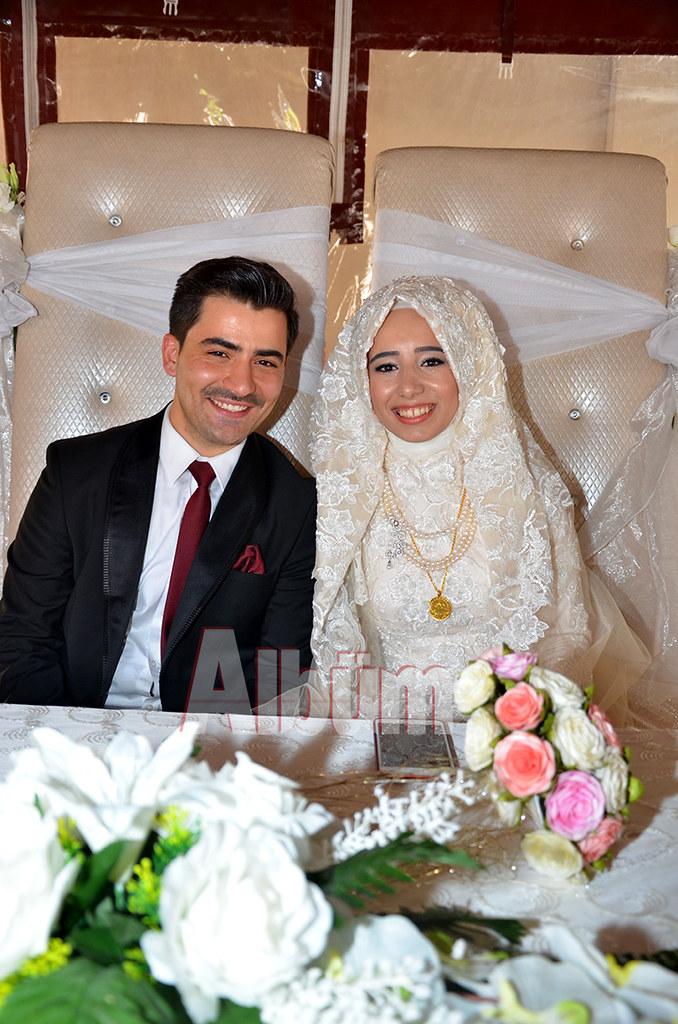 Erva ve Yusuf evlendi