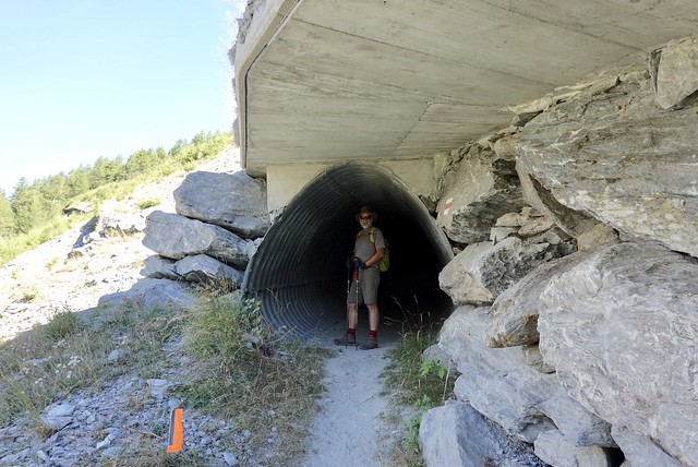 Culverts for protection