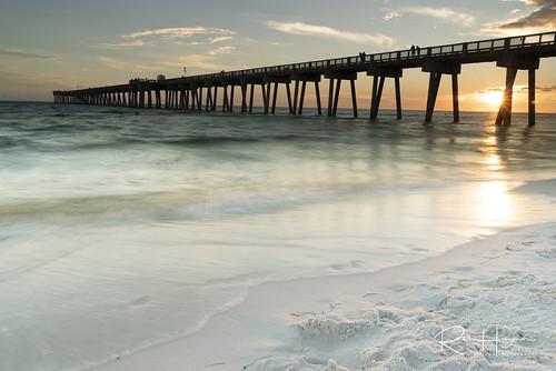 08output beach facebook flickr florida longexposure pier reizorphotography summer sunny sunset tripod unitedstates アメリカ アメリカ南部 ビーチ ピア フロリダ 夕日 桟橋 長時間露光
