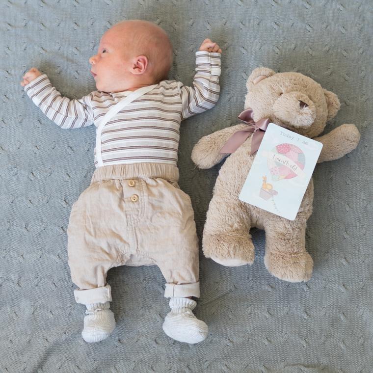 kuukauden ikäinen 5