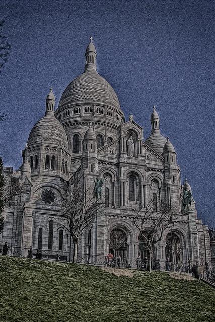 Basilica du Sacre-Coeur, Nikon E3100