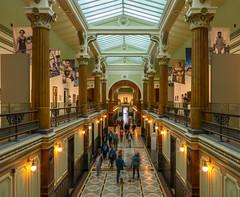 Gallery Traffic