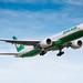 EVA Air / Boeing 777-300ER / B-16707