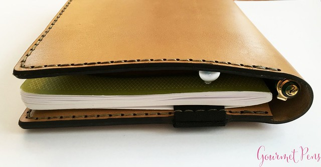 Galen Leather A5 Notebook Cover 11