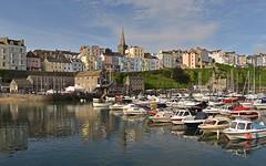 UK - Wales - Pembrokeshire - Tenby