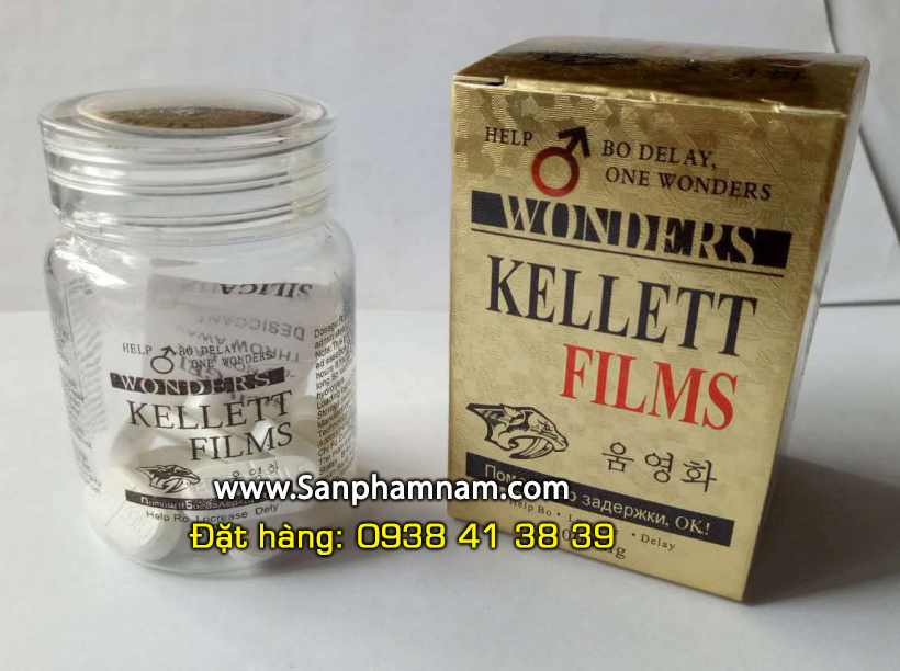 thuoc cuong duong, xuat tinh som, yeu sinh ly, Kellett Films 8000mg