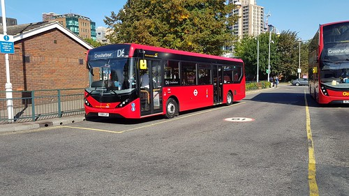 New Operator - CT Plus 1288 YX68UJF Route D6