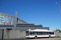 Heuliez Bus GX 317 n°129  -  Clermont-Ferrand, T2C
