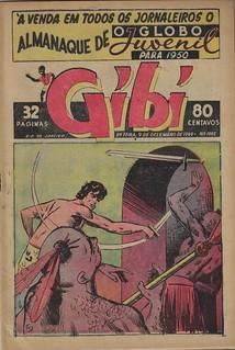 Gibi Globo 1665