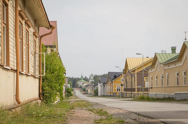 Pori Bjorneborg