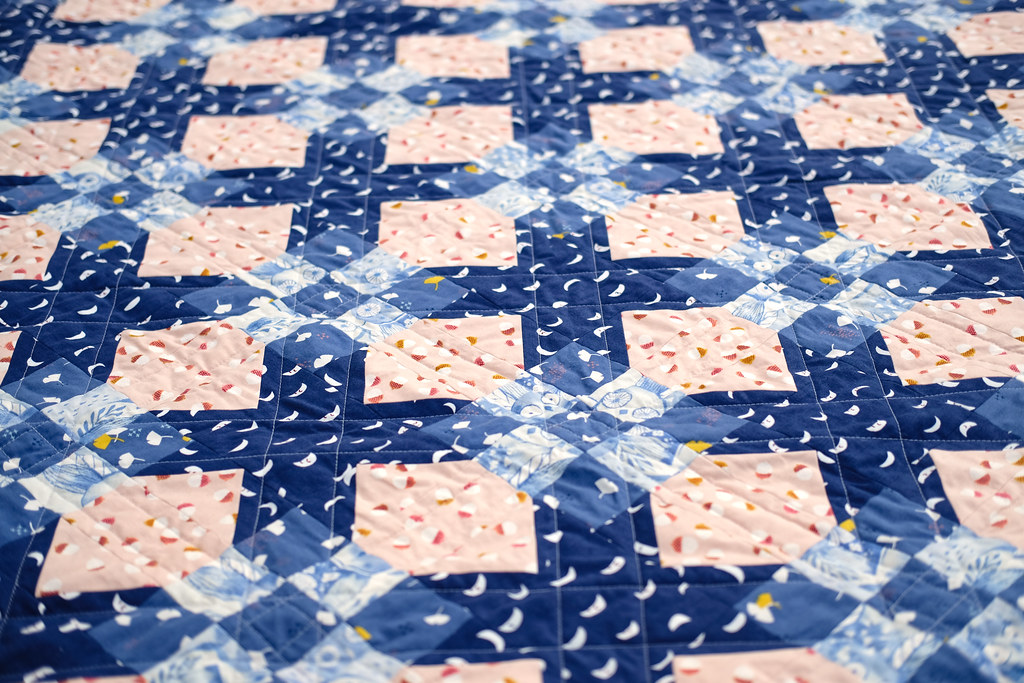 The Katie Quilt Pattern - Kitchen Table Quilting