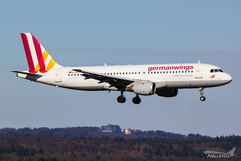Germanwings - A320 - D-AIPU (1)