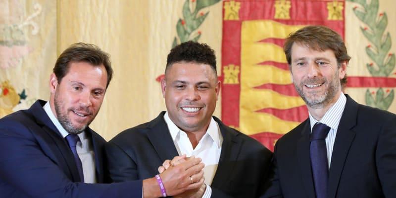 Ronaldo membeli 51 persen saham di Real Valladolid