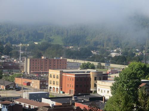 Downtown Harlan, Kentucky