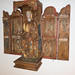 Madonna and child cabinet by quinet