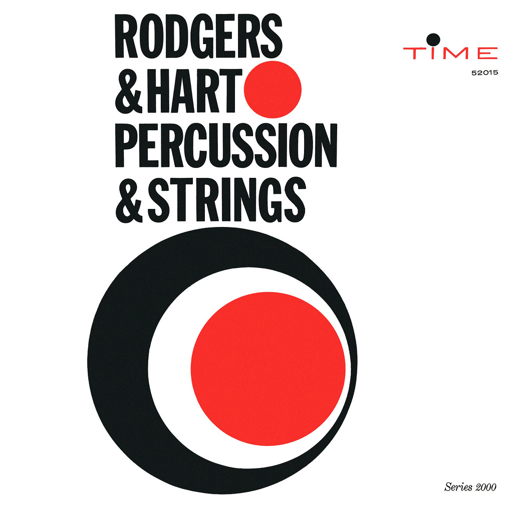 George Siravo - Rodgers & Hart Percussion & Strings