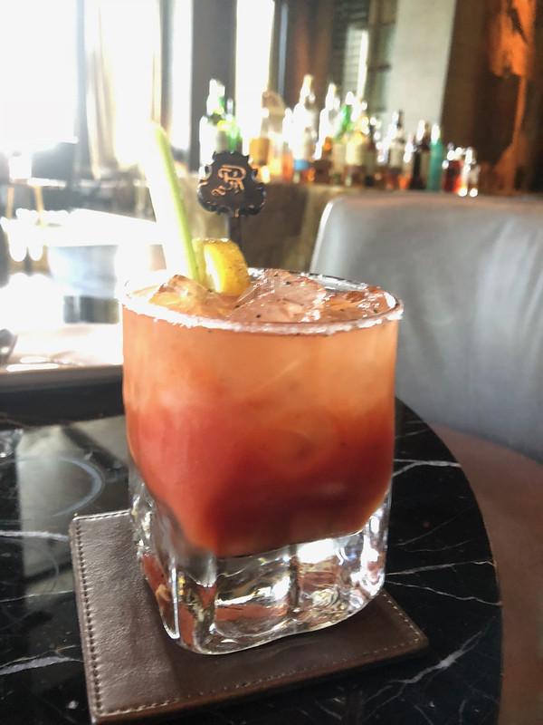 Bloody Mary - St Regis Bar - St Regis Bar - St Regis Langkawi