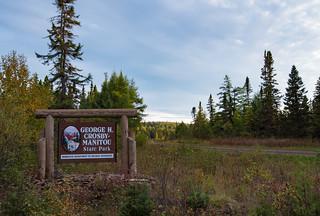 George H. Crosby-Manitou State Park, Minnesota