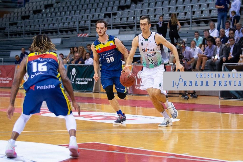 LligaCat: Divina Joventut - Morabanc Andorra