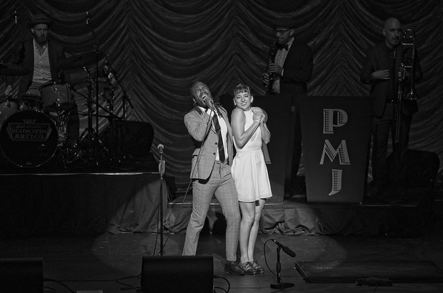 Postmodern Jukebox (9) {Aaron Marcellus & Demi Remick}