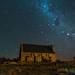 Lake Takepo Good Shepard Church by Wisconsin Fox